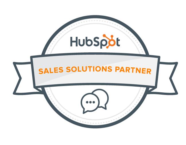 HubSpot Sales Solutions Partner